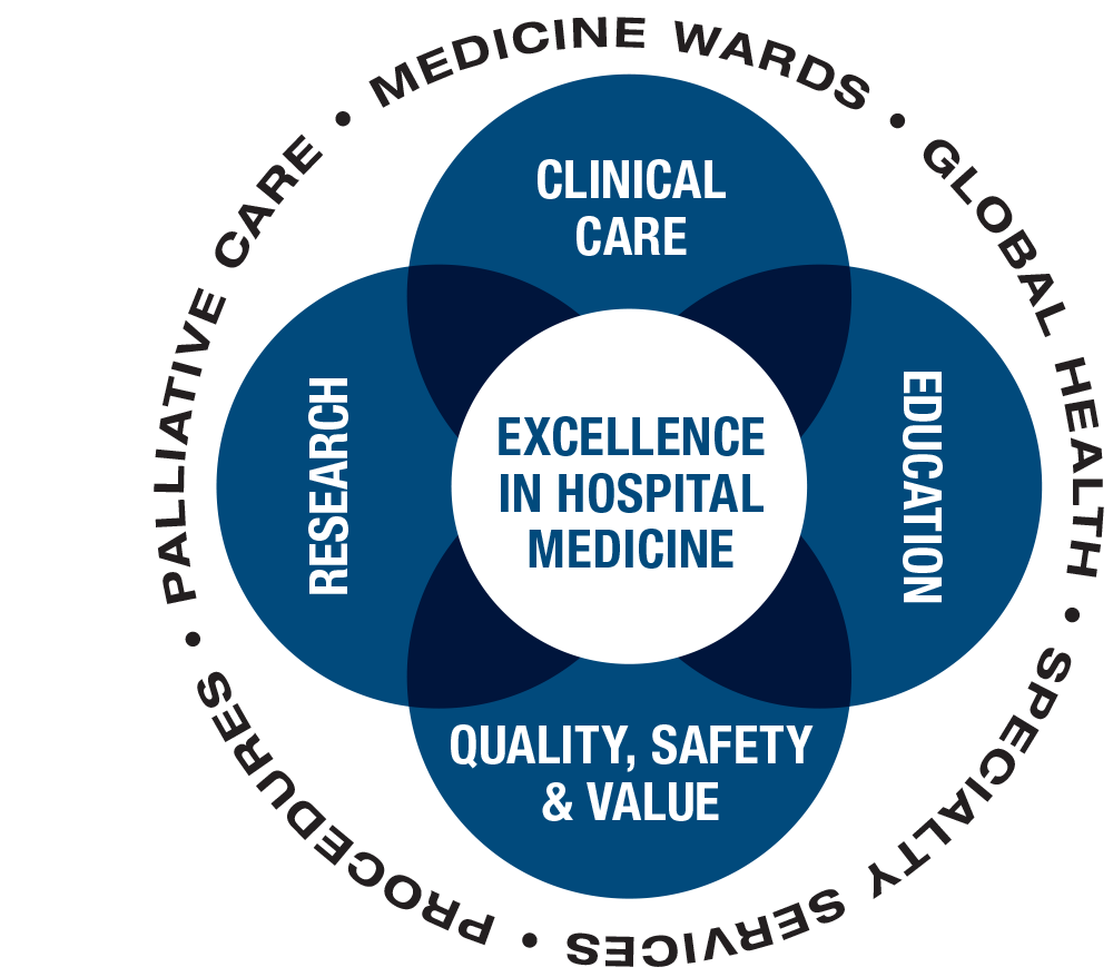 Excellence in Hospital Medicine Badge